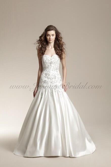 Brautkleid Jasmine Bridal F151018