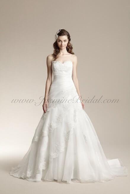 Brautkleid Jasmine Bridal F151019