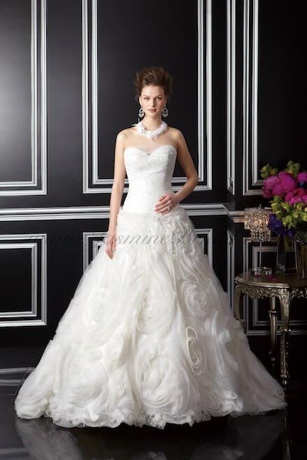 Brautkleid Jasmine Bridal T142051