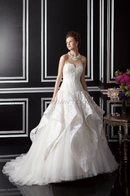Brautkleid Jasmine Bridal T142055