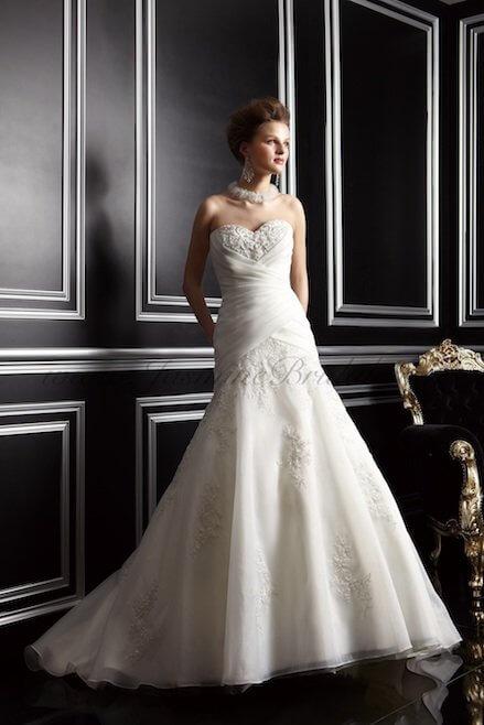 Brautkleid Jasmine Bridal T142060