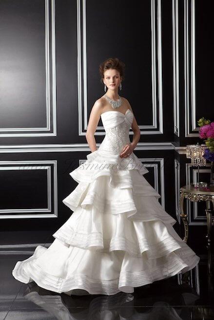 Brautkleid Jasmine Bridal T142061