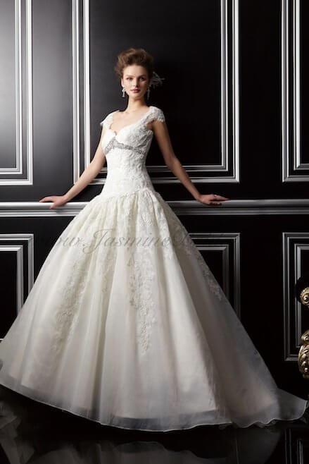 Brautkleid Jasmine Bridal T142064