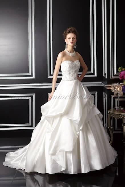 Brautkleid Jasmine Bridal T142065