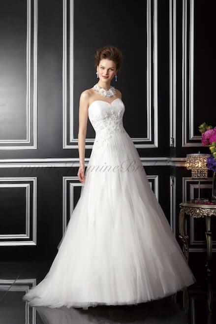 Brautkleid Jasmine Bridal T142069