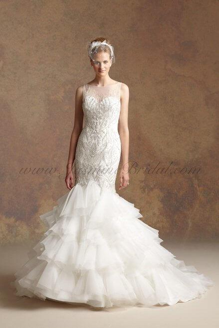 Brautkleid Jasmine Bridal T152001