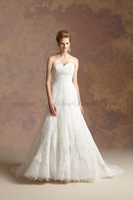 Brautkleid Jasmine Bridal T152002