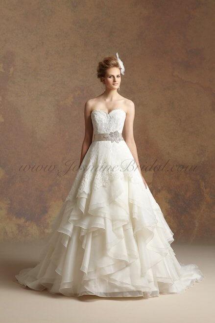 Brautkleid Jasmine Bridal T152009