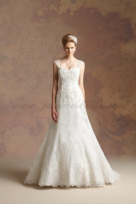Brautkleid Jasmine Bridal T152010