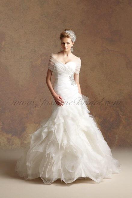 Brautkleid Jasmine Bridal T152013