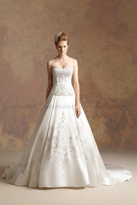 Brautkleid Jasmine Bridal T152015