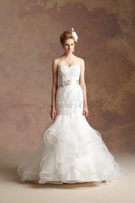 Brautkleid Jasmine Bridal T152020