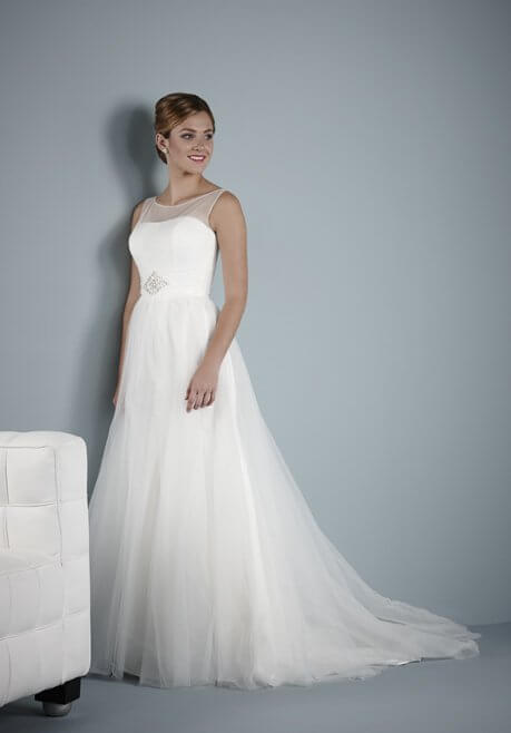 Brautkleid Pure Bridal Altea