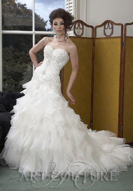 Brautkleid Art Couture AC251