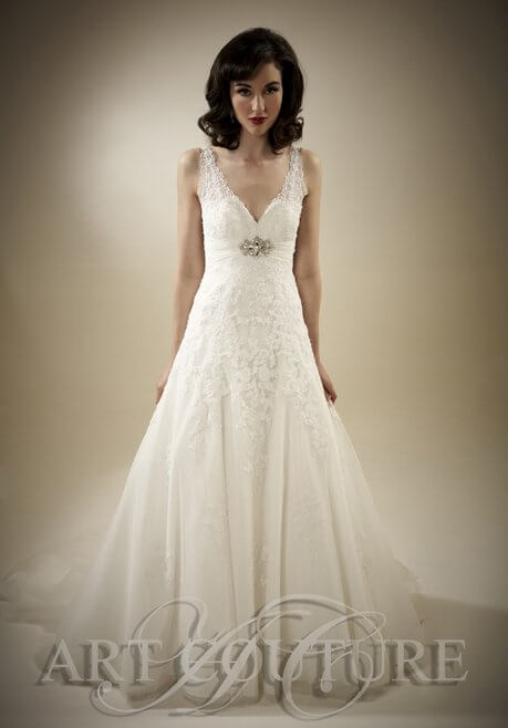 Brautkleid Art Couture AC276