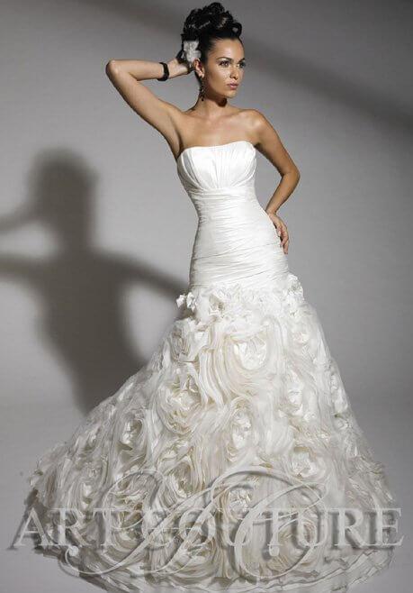 Brautkleid Art Couture AC290