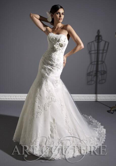 Brautkleid Art Couture AC304