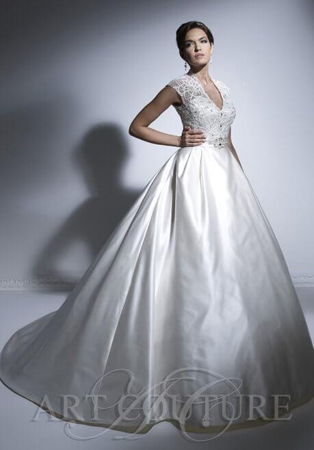 Brautkleid Art Couture AC323