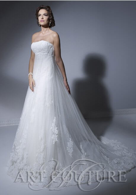 Brautkleid Art Couture AC326