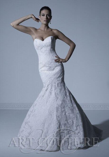 Brautkleid Art Couture AC337