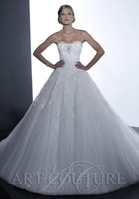 Brautkleid Art Couture AC342