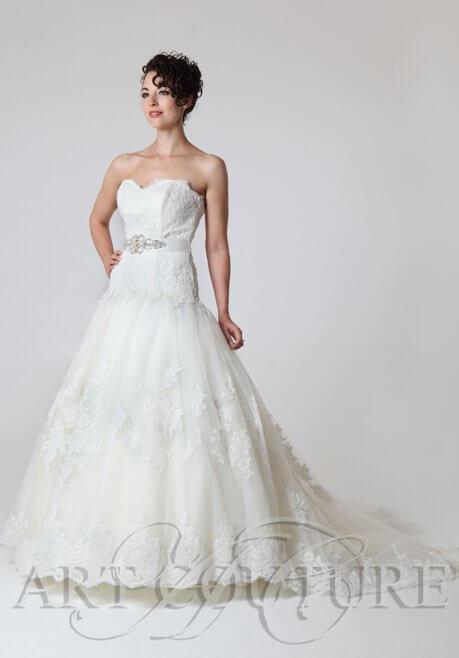 Brautkleid Art Couture AC351