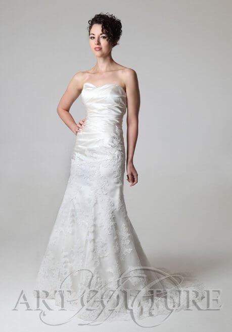 Brautkleid Art Couture AC352