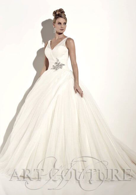 Brautkleid Art Couture AC355