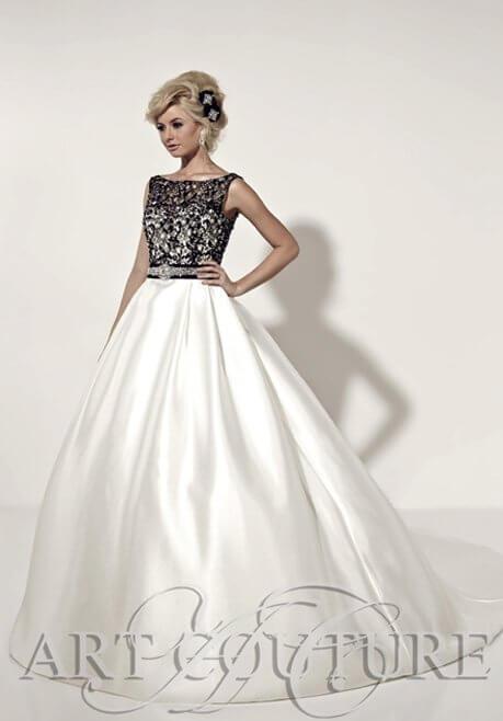 Brautkleid Art Couture AC359
