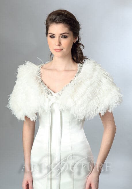 Brautkleid Art Couture J050