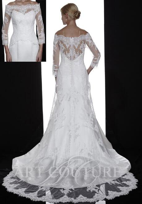 Brautkleid Art Couture J057