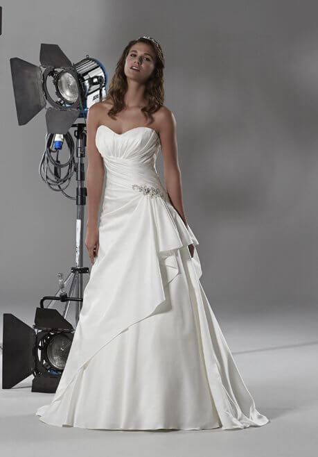 Brautkleid Romantica Bridal Augusta
