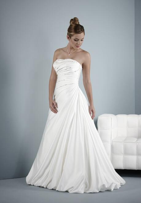 Brautkleid Pure Bridal Babette