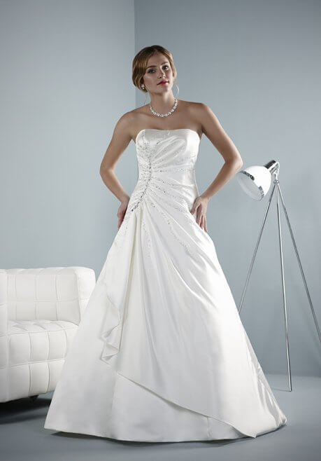 Brautkleid Pure Bridal Barcelona