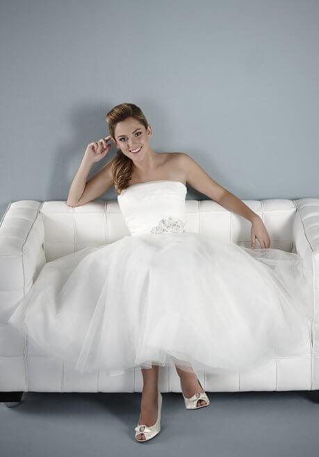 Brautkleid Pure Bridal Blondie