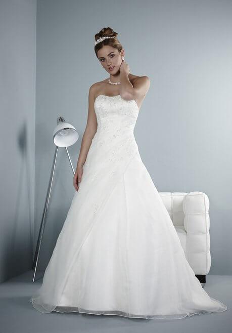 Brautkleid Pure Bridal Boston