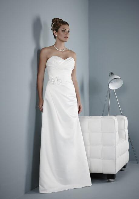 Brautkleid Pure Bridal Brogen