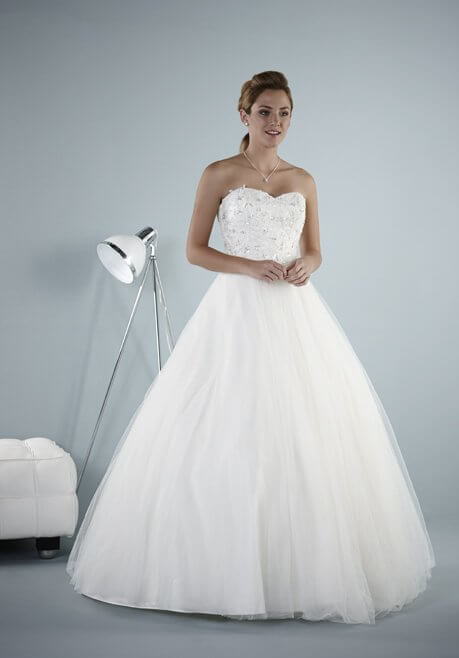 Brautkleid Pure Bridal Brooklyn
