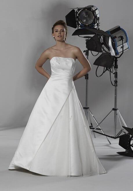 Brautkleid Romantica Bridal Carina