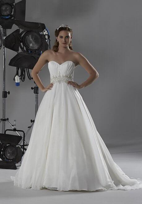 Brautkleid Romantica Bridal Damask