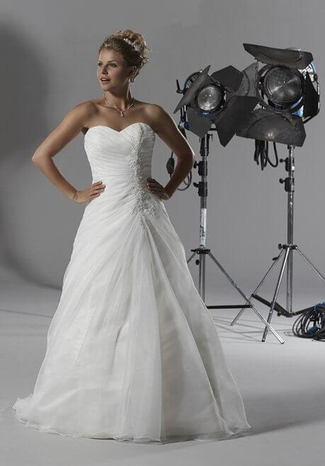 Brautkleid Romantica Bridal Deborah