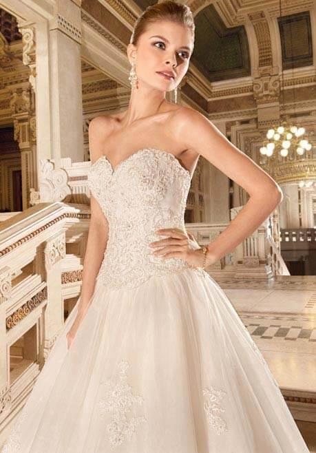 Brautkleid Demetrios 4330