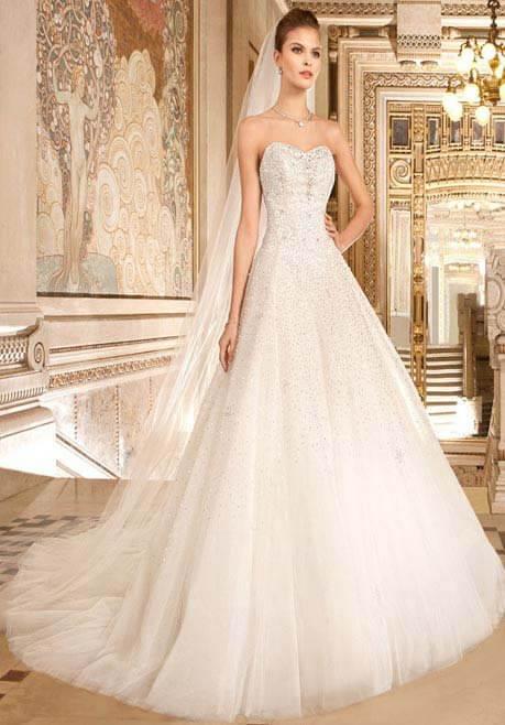 Brautkleid Demetrios 574