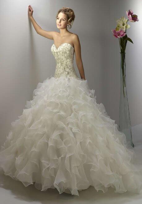 Brautkleid Diane Legrand 13073