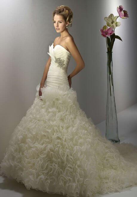 Brautkleid Diane Legrand 13151