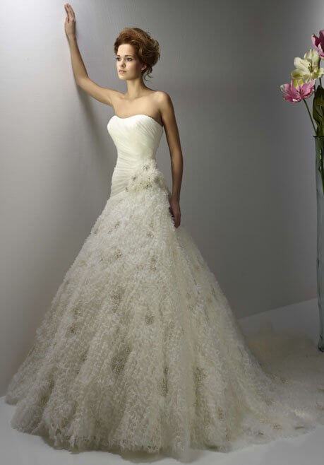 Brautkleid Diane Legrand 13407