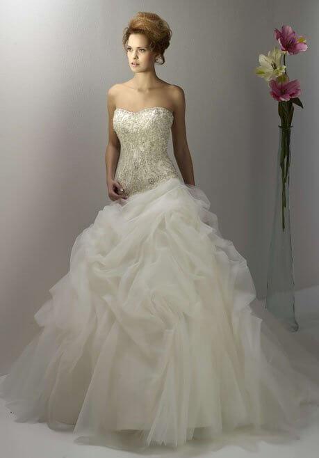 Brautkleid Diane Legrand 13503