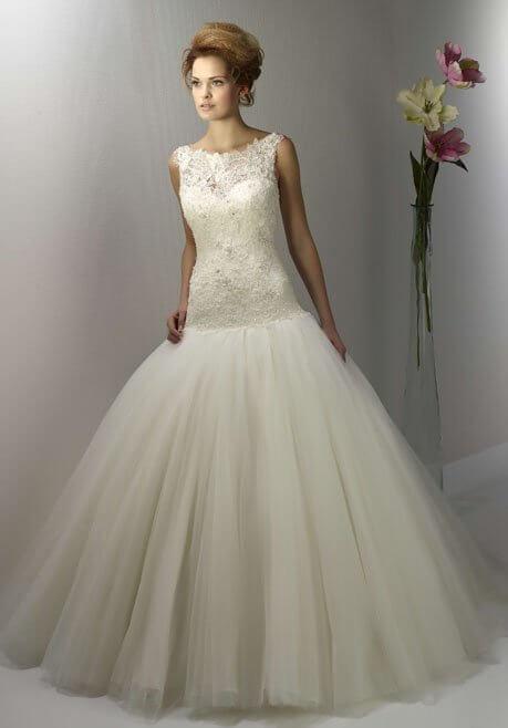 Brautkleid Diane Legrand 13552