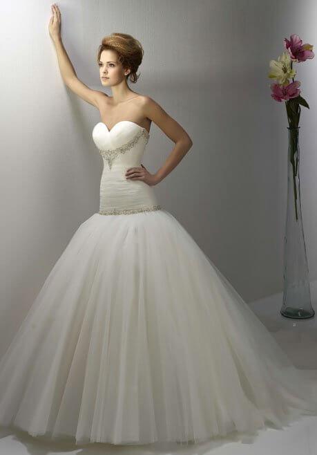 Brautkleid Diane Legrand 13805