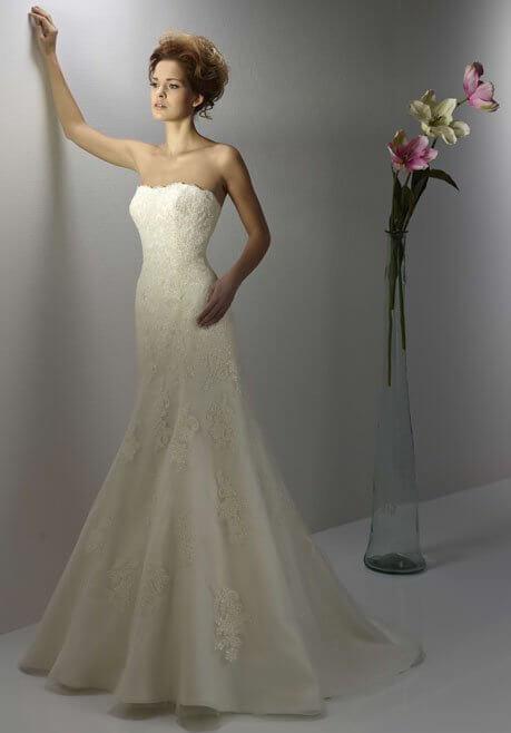 Brautkleid Diane Legrand 13EM2